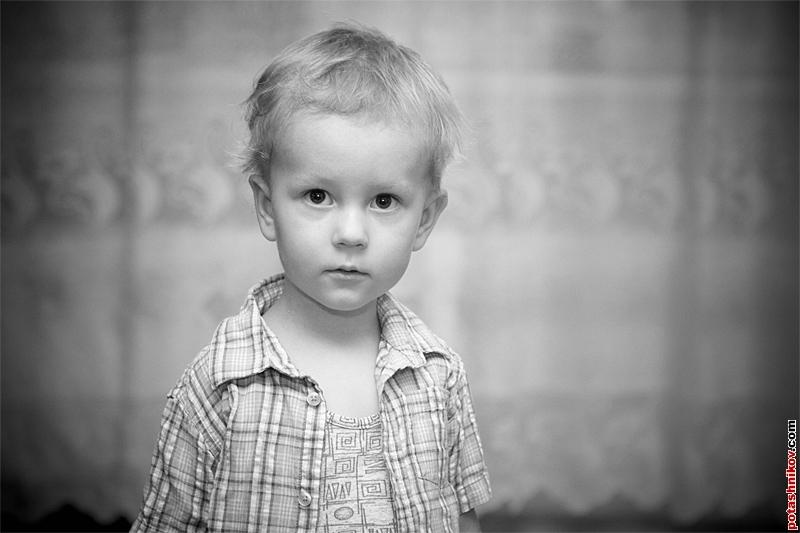 фотографии портретов детей