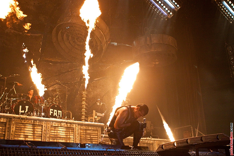 Photos from Concert Rammstein in Minsk, Belarus. Фотографии с концерта Rammstein в Минске